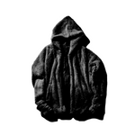 Sherpa Jacket - Black - ELEVATED NEW YORK NY ELEVATEDNY