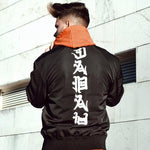 International Bomber Jacket - Black - ELEVATED NEW YORK NY ELEVATEDNY