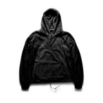 Sherpa Pullover - Black - ELEVATED NEW YORK NY ELEVATEDNY