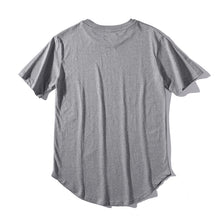 Essential Scoop Tee - Grey