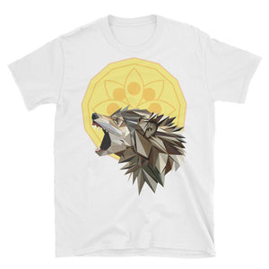 The Great Wolf Short-Sleeve Unisex T-Shirt