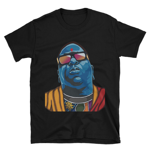 Biggie as Buddha Unisex T-Shirt