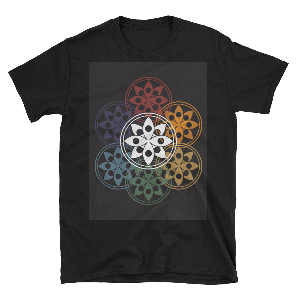 COLORS Short-Sleeve Unisex T-Shirt