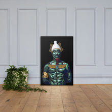 Tupac as Osiris Wall Art