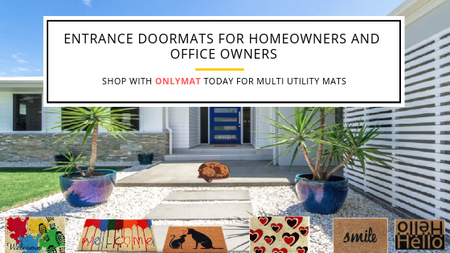 Why Placing Entrance Doormats is Essential for Homeowners and Office Owners