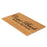 """Come Back with a Six Pack""  printed Natural Coir Door Mat - Funny Floor Mats"