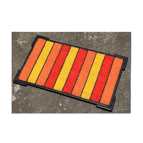 Coco Rubber Tray Mat - OnlyMat