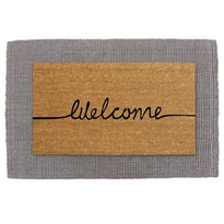 Jute and Coir Indoor Welcome Entrance Door Mat - OnlyMat