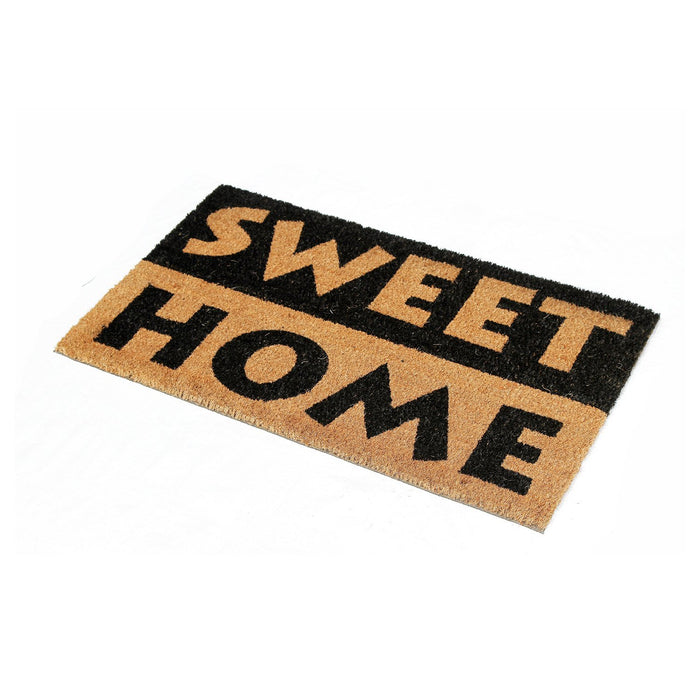 Sweet Home Natural Coir Doormat