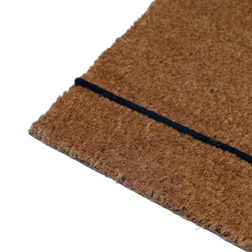 """Hello"" Printed Coir Mat for Home Office Entrance - OnlyMat"