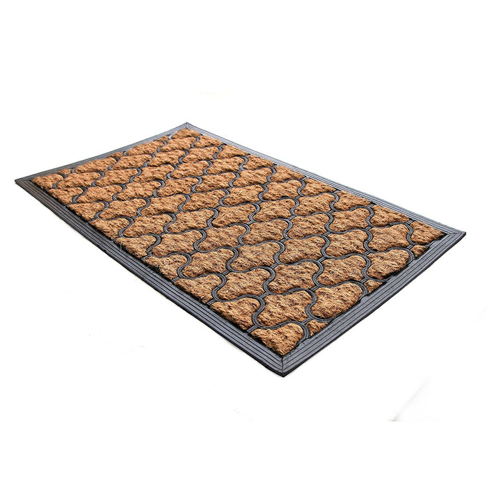 Rubber Backed Coir Door Mat
