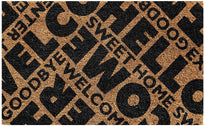 Sweet Home Design Coir Doormat - OnlyMat