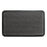 Anti Slip and Anti Fade Grey Bath Mat