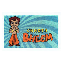 Chhota Bheem Kids Room Anti-skid  Floor Mat - OnlyMat