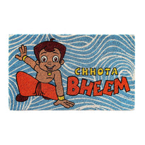 Anti-skid Chhota Bheem Kids Room Floor Mat - OnlyMat