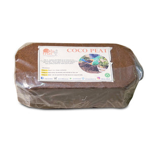 Onlymat Coco Peat Natural Pith for Balcony Terrace Gardening Indoor Outdoor Plants - OnlyMat