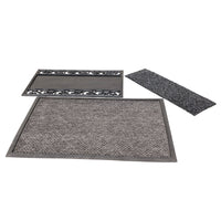 Rubber Tray Sanitize Mat Combo -  Home, Office and Hospitals - OnlyMat