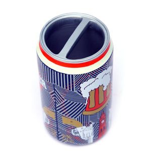Shresmo Beer Can Shaped Wonder Toothbrush Holder - OnlyMat