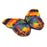 Beautiful & Colourful Butterfly Shape Anti-Slip Floor Mat