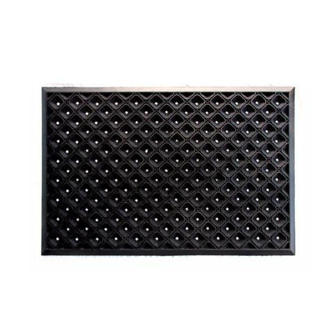 Anti-Fatigue Hexagon Hollow Rubber Mat - Comfort Cushion Mat for Foot Comfort - OnlyMat