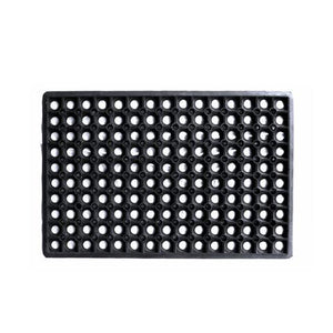 Flexible Drainage Rubber Floor Mat with Holes - OnlyMat
