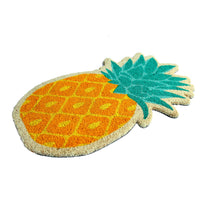Pineapple Shape Floor Natrual Coir Anti-Slip Floor Mat - OnlyMat