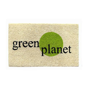 Go Green Planet - Printed Coir Mat - OnlyMat