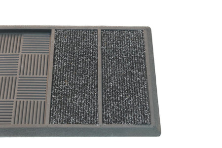 Sanitize Mat with Wet and Quickdry Area