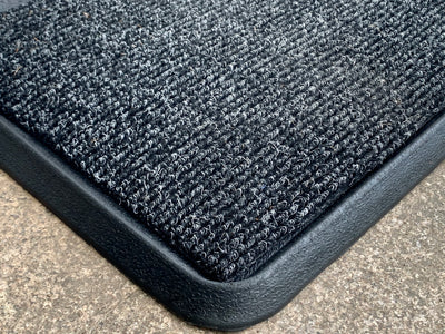 Rubber Mat with Sanitize Insert -  Sanitisation Mat for Home and Office - OnlyMat