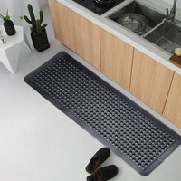 Cushion Bubble Mat - Comfort for Feet / Skid Resistant and Anti-Fatigue Rubber Floor / Shower / Kitchen Mat