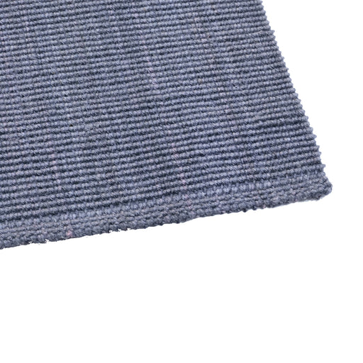 Dark Grey Jute Runner Rug Eco-Friendly Handwoven Carpet for Bedside Living Room Home Decor