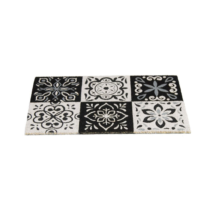 Onlymat Natural Rectangle Shape Doormat 45 * 75 cm- Multi Color