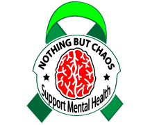 Nothing But Chaos Clothing Support Mental Health