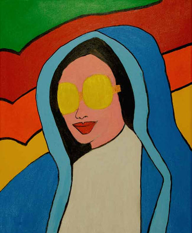 pop virgen - jose rojas
