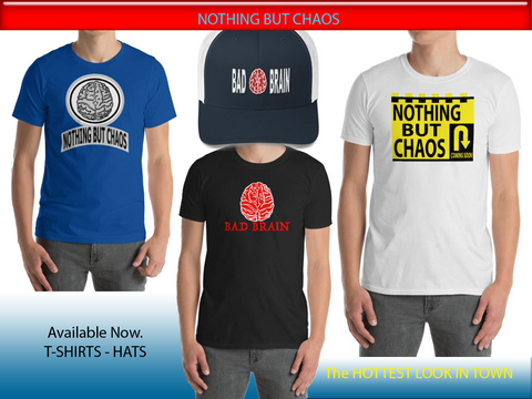 Nothing But Chaos Spring Collection