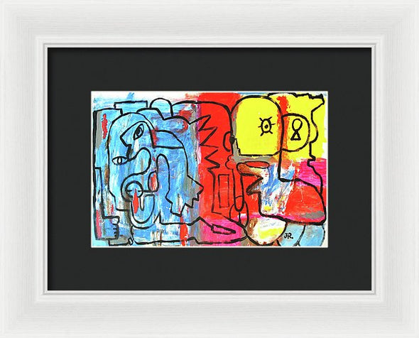 Untitled  - Framed Print