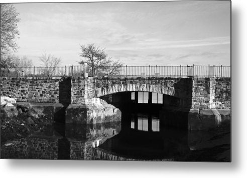Bridge To Heaven - Metal Print