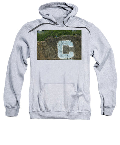 C Rock Of Columbia University - Sweatshirt