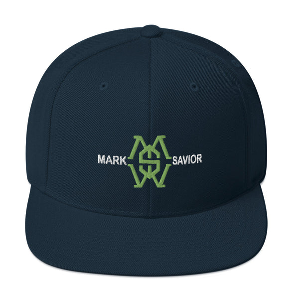 Mark Savior (All Nets) Snapback Hat