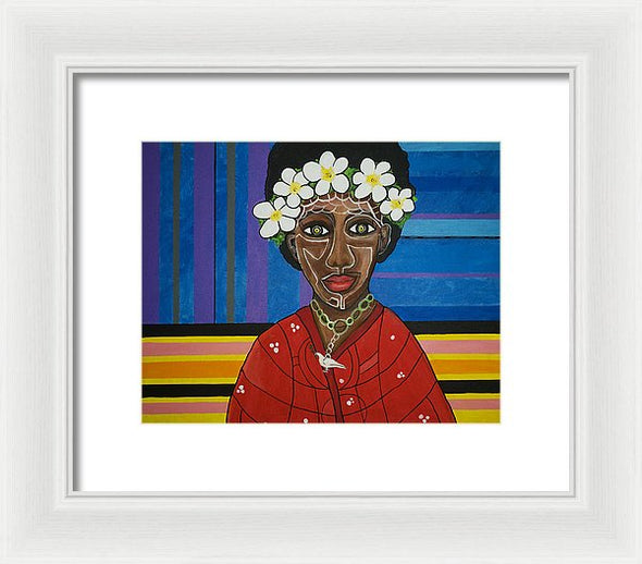 Do The Right Thing - Framed Print