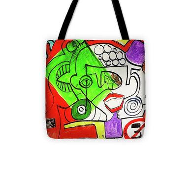 Emotions - Tote Bag