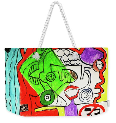 Emotions - Weekender Tote Bag