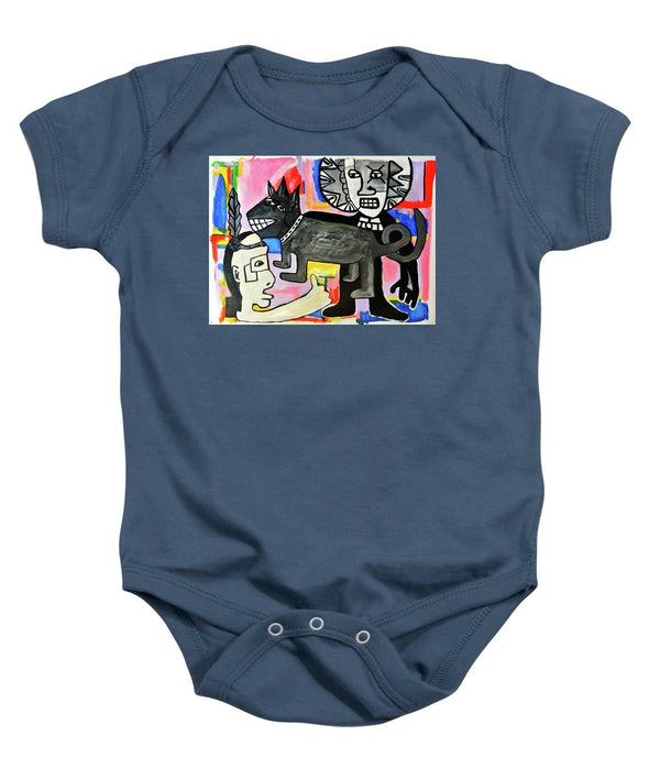 Friends You And I  - Baby Onesie