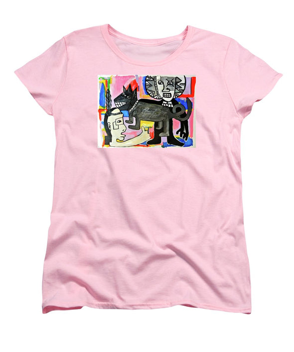 Friends You And I  - Women's T-Shirt (Standard Fit)