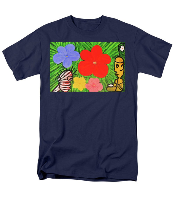Garden Of Life - Men's T-Shirt  (Regular Fit)