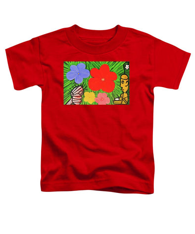 Garden Of Life - Toddler T-Shirt