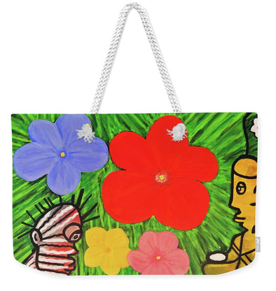 Garden Of Life - Weekender Tote Bag