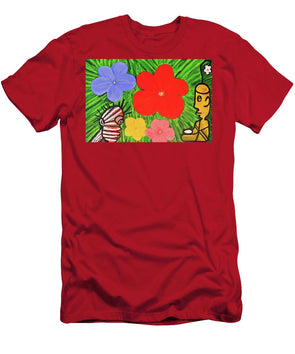Garden Of Life - Men's T-Shirt (Athletic Fit)