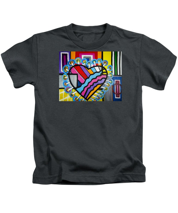 Heart - Kids T-Shirt