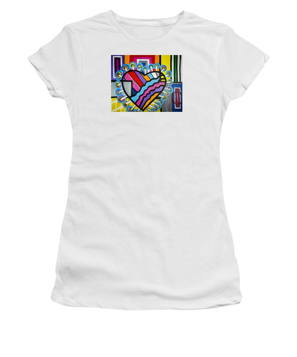 Heart - Women's T-Shirt